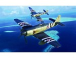 Hawker Sea Fury FB.11, skala 1:48, TRUMPETER 02844
