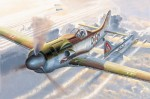 German IIWW fighter Focke-Wulf Ta 152 C-0, skala 1:48, HOBBY BOSS 81701