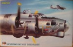 "B-17G FLYING FORTRESS ""SUPER RABBIT"", skala 1:72, Hasegawa 04066 K106"