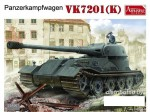 German Super Heavy Tank VK7201(K), skala 1:35, AMUSING HOBBY 35007